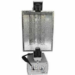 1000-Watt Double Ended HPS Pro Series Enclosed Complete Grow Light System Lamp
