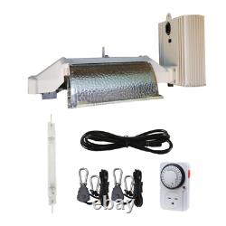 1000-Watt Double Ended HPS Pro Series Grow Light System 240-Volt with Lamp