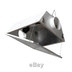 1000-Watt Double Ended Hps 120/240-Volt Grow Light System With De Large Air Cool