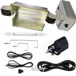 1000W Double Ended Grow Light System Kit Fixture Ballast with 1000W HPS Bulb120V