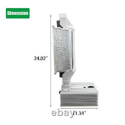 1000W Double Ended Grow Light System Kit Indoor HPS High Efficiency Bulb Fixture