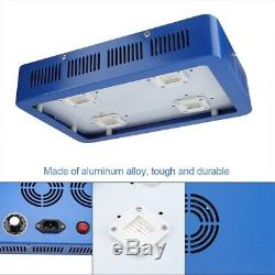 1200W1800W COB LED Grow Light Lamp for Indoor Plants Hydro Seed Growing System