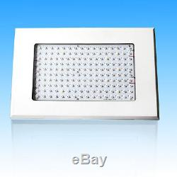 1x 500WLED Grow Light 10 Spectrums IR Indoor Hydroponic System Plant Ufo New