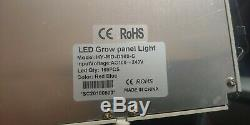2 Aero Garden Hydroponic grow systems with plant food and extra LED grow light