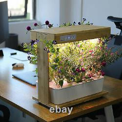 40W LED Indoor Plant Hydroponics Grow Light Grow System For Plants Flowers Seed