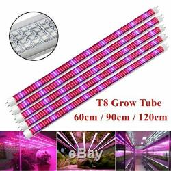 5pcs/Pack Led Plant Grow Light SMD2835 Hydroponic Systems Grow Led Bar