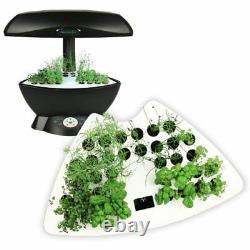 AeroGarden Hydroponic Start Seed Grow For LED Light System Stand Indoor Garden