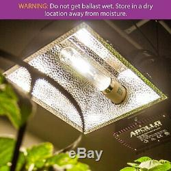 Apollo Horticulture 315 Watt Grow Light HID Digital Electronic Ballast System