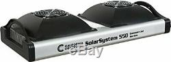 California Lightworks Solar System 550 LED Grow Light Fixture 400 watts