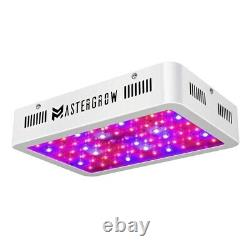 Complete Kit Hydroponic Growing System 1000W LED Grow Light Grow Tent Room Combo