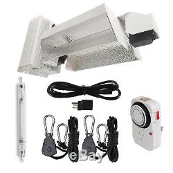 Digital Grow 1000W HPS Double Ended DE Complete Grow Light Kit system Fixture