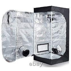 Funlife Super Indoor Growing System/Indoor Grow Tent and LED Grow Light Tents in