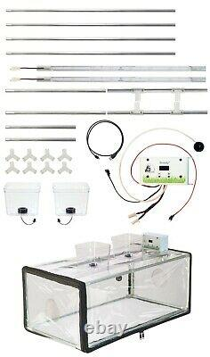 Germination kit GreenCap L with Grow Light and Humidity Control System for Indoo