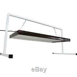 Grow Light System with Light Stand T5 4 Ft 8 Lamp Fluorescent Hydroponic Gardening