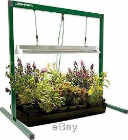 Growing Light Fixtures System Stand Tube Sturdy Durable Energy Efficient Light