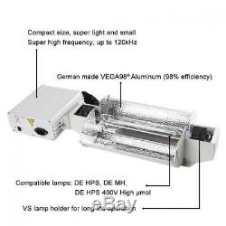 IPower 1000W Double Ended Grow Light System Kits for Indoor Plants includes