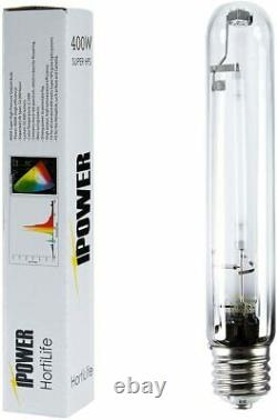 IPower Horticulture 400W HPS MH Digital Dimmable Ballast Grow Light System Kits