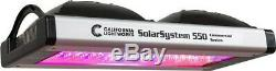 Led Grow Light Ca Solar System 550 Commercial Series 6 units