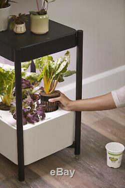 Miracle-Gro Twelve Indoor Growing System With LED Hydroponic Grow Light