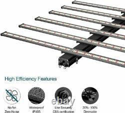 OPULENT SYSTEMS LED Grow Lights 600W Sunlike Full Spectrum Commercial Plant
