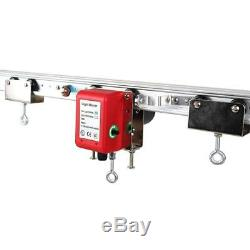 Smile Bud Grow Light Mover Kit With Motor & 2 x 43 Rail For Hydroponic System