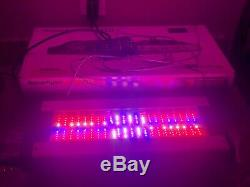 Solar System 550w Full Spectrum Cycle LED 550 Grow Light with controller