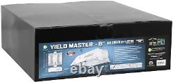 Sun System HGC904425 Grow Lights Yield Master Single Ended Cooled MH/HPS with 6