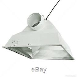 Sun System Luxor 8 Parabolic Reflector Best Indoor Grow Light For Hydroponics