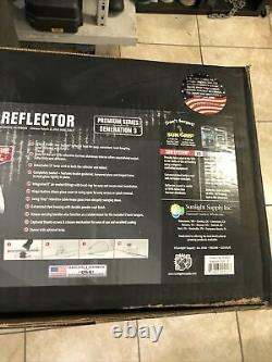 Sun System Magnum XXXL 8 Air Cooled Reflector Growing Hydroponics Low Profile
