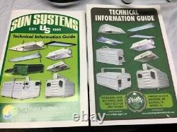 Sun Systems grow light 400W complete system