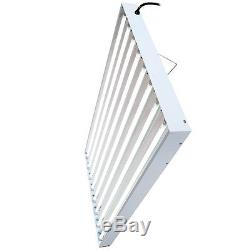 T5 4 Ft 48 8 Bulb Fluorescent System Lamps 6500K Grow light for Plant Growing