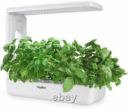 VegeBox Sprout LED Indoor Hydroponics Growing System, Smart LED Lighting for