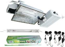 XAMT 1000W DE System Complete Fixture Double Ended Grow Lights Kits for